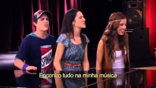 Песня Мартины Штоссель (Виолетты)(Это видео как поёт Мартина штоссель и конечно её друзья., 2015-05-19T04:15:43.000Z)