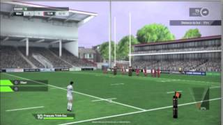 Rugby 15 Gameplay With Detailed Analysis!!!!! (HD)
