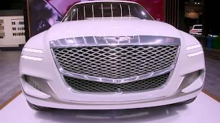 GV80 Concept SUV Walk Through - Canadian International AutoShow | Genesis Motors Canada