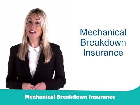 Mechanical Breakdown Warranty Protection