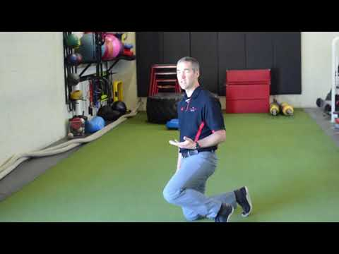 Jumpers Knee Exercise