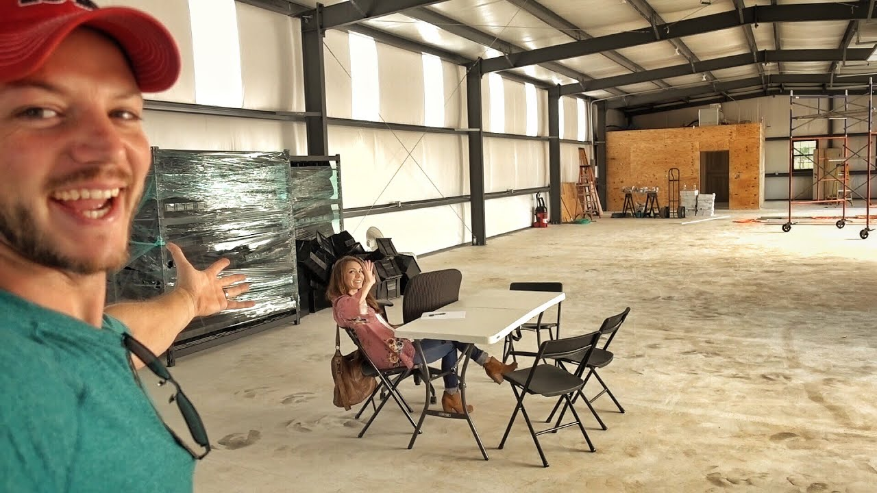 interviewing-people-for-my-new-warehouse-merch-ranch-tour
