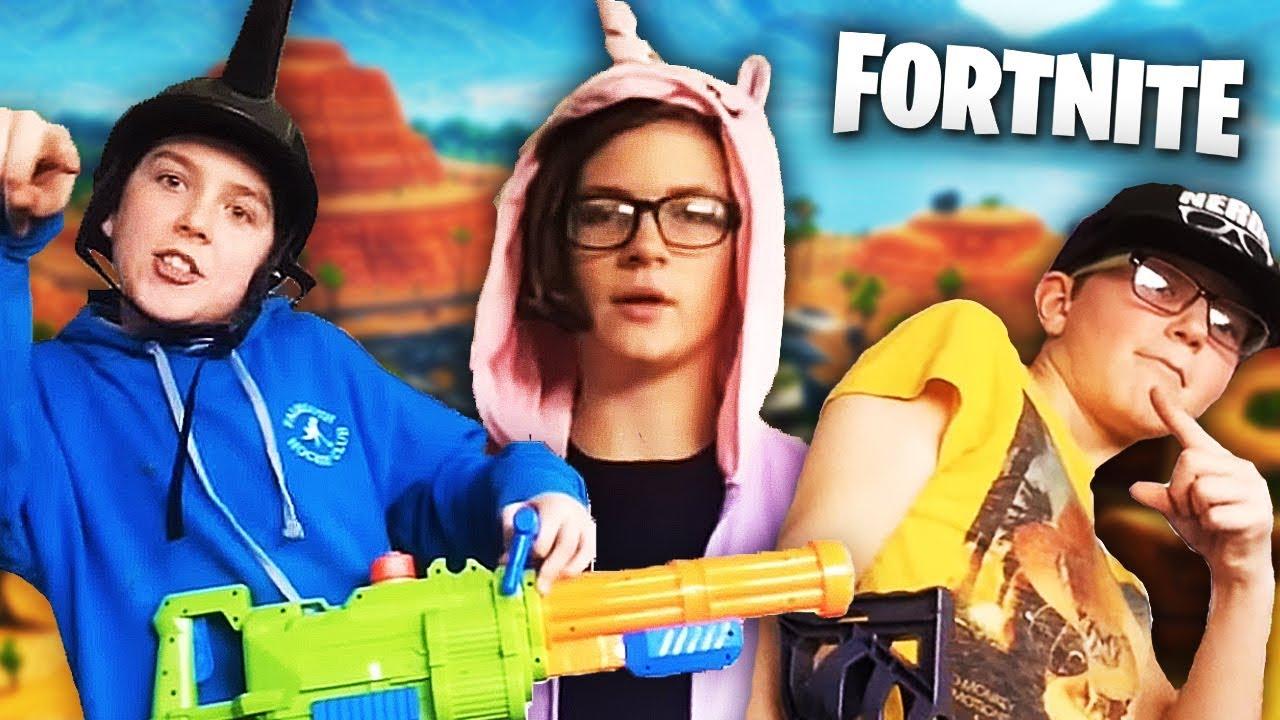 Fortnite Kids Make Terrible Diss Track On Me