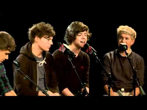 One Direction More Than This acoustic