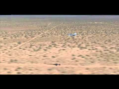 ACAT Ground Collision Avoidance Flight Tests Over