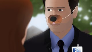 Mulder's Obsession - Messed Up Toons [Episode 1]