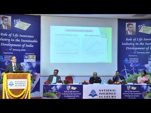 19th CD Deshmukh Memorial Seminar-Dr. Badri Singh Bhandari, Member (Economics), PFRDA