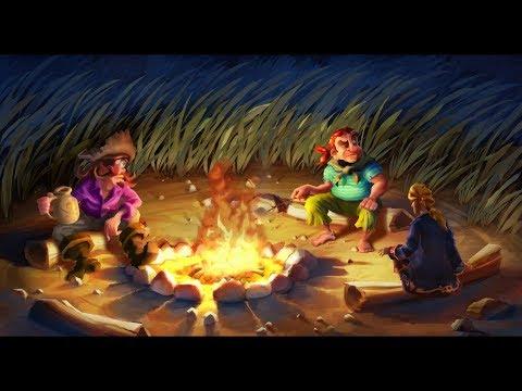 Monkey Island 2: LeChuck's Revenge. Special Edition. #1. Остров Корости |