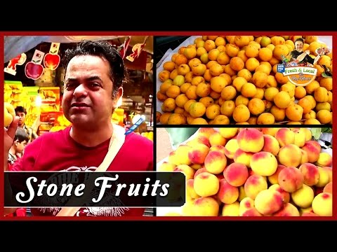 Stone Fruits and Benefits | Health Tips | Fresh and Local by Vicky Ratnani
