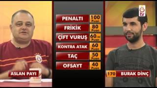 GSTV| Volkan Karsan'ın sunduğu Aslan Payı'nın1.Bölümü