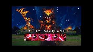 Yasuo Montage #16 League of Legends Yasuo S9 Montage