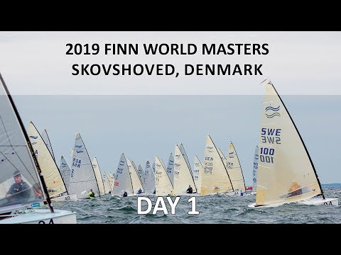 2019 Finn World Masters -  Day 1