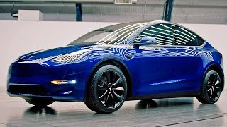2021 Tesla Model Y unveiling