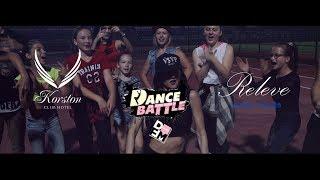 Приглашение школы танцев RELEVE на DFM-BATTLE