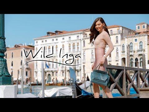 Larisa Costea for Wild Inga in Venice