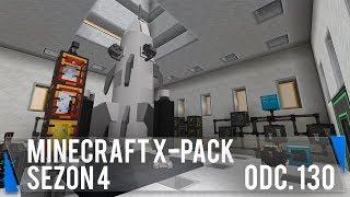 Budowa nowej rakiety (Minecraft X-Pack IV #130)