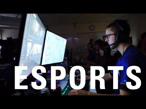 Hardrocker Esports - South Dakota School Of Mines And Technology