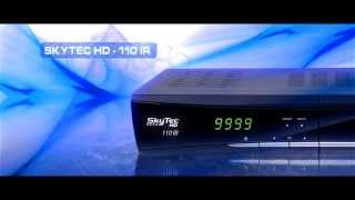 SkyTec HD 110IR Irdeto embedded satellite receiver
