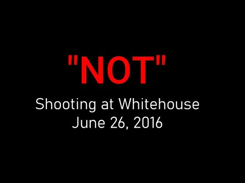 NOT ANOTHER FAKE SHOOTING THEY WANT FORGOTTEN (2016)
