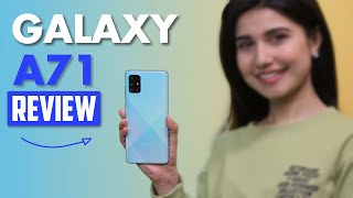 Samsung Galaxy A71 Review After a Month!