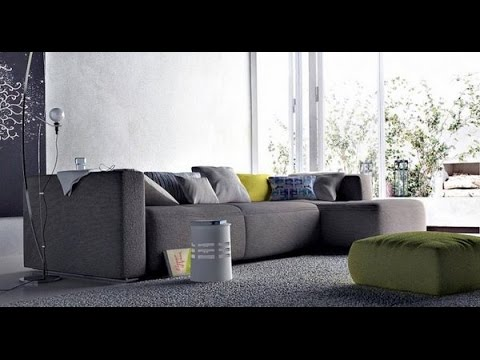 grey carpet in living room stairs decor ideas gray for the youtube