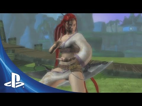 PlayStation All-Stars: Battle Royale - 4 New Fighters Introduced - 0 - PlayStation All-Stars: Battle Royale – 4 New Fighters Introduced