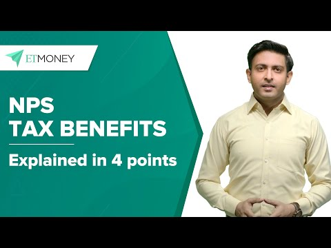 National Pension Scheme Tax Benefits | How to use NPS scheme to Save Tax