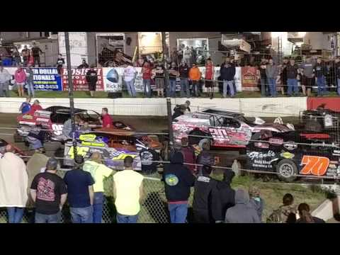2017 Charlie Clark Memorial Pit Stop At I-80 Speedway