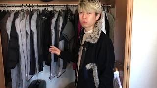 【本邦初公開】服バカのクローゼットの中身