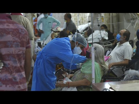 India hits 200K deaths from COVID-19