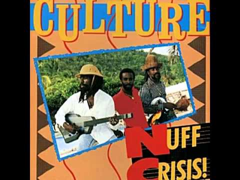 Culture - Frying Pan - (Nuff Crisis)
