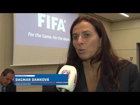 FAČR hostí seminář FIFA pro talentované české rozhodčí