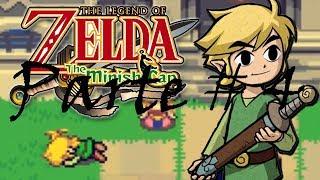 MATAMOS AL PRIMER BOOS!!!The Legend of Zelda: The Minish Cap-Parte 4