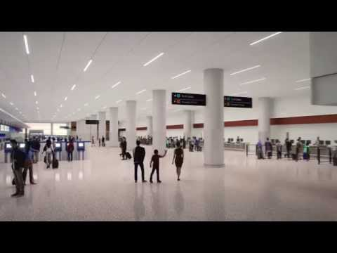 Arrival - SLC Airport Redevelopment Fly-Through