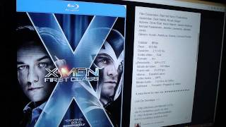 X-MEN: PRIMERA GENERACION - [2011] [Audio Latino] [BRrip] [2 Link] [BITSHARE] [BILLIONUPLOADS]