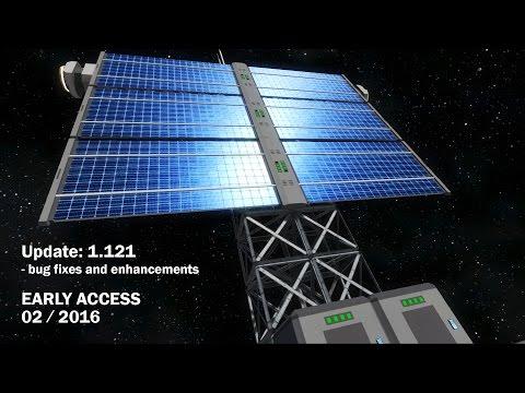 Space Engineers - Update 01.121 - Bug fixes