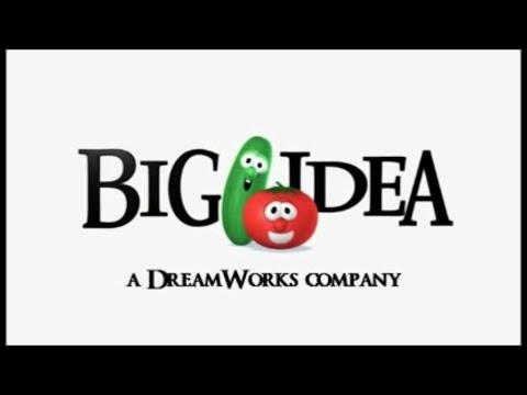 Big Idea Entertainment logo with DreamWorks byline thumbnail