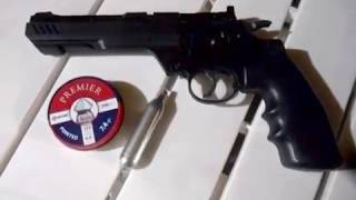 Crosman Vigilante CO2 Airgun - Videourl de