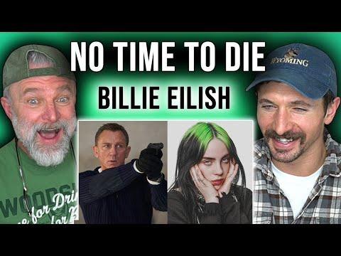 Montana Guys React To Billie Eilish - No Time To Die (James Bond Music Video)