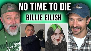 Download lagu Montana Guys React To Billie Eilish - No Time To Die (James Bond Music Video)