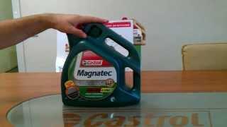 Моторное масло Castrol Magnatec 5W40 A3/B3