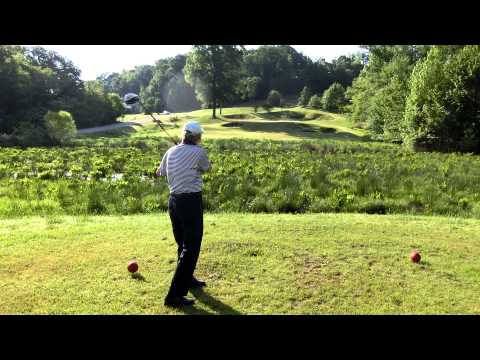 Ken Boyle golf age 95 two months after stroke – thats the one I wanted