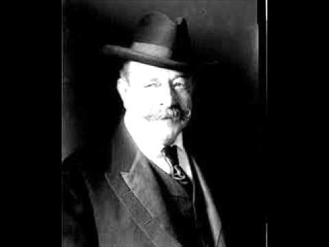 """Alfred Grünfeld plays Schubert """"Wohin?"""" & """"Die Forelle"""""""