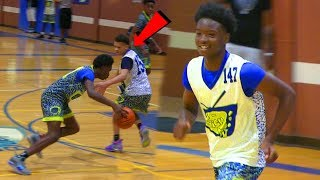 The Best 7th Grader In The Country? Tayshawn Bridges Is Truth! 2018 D-Rich TV Camp