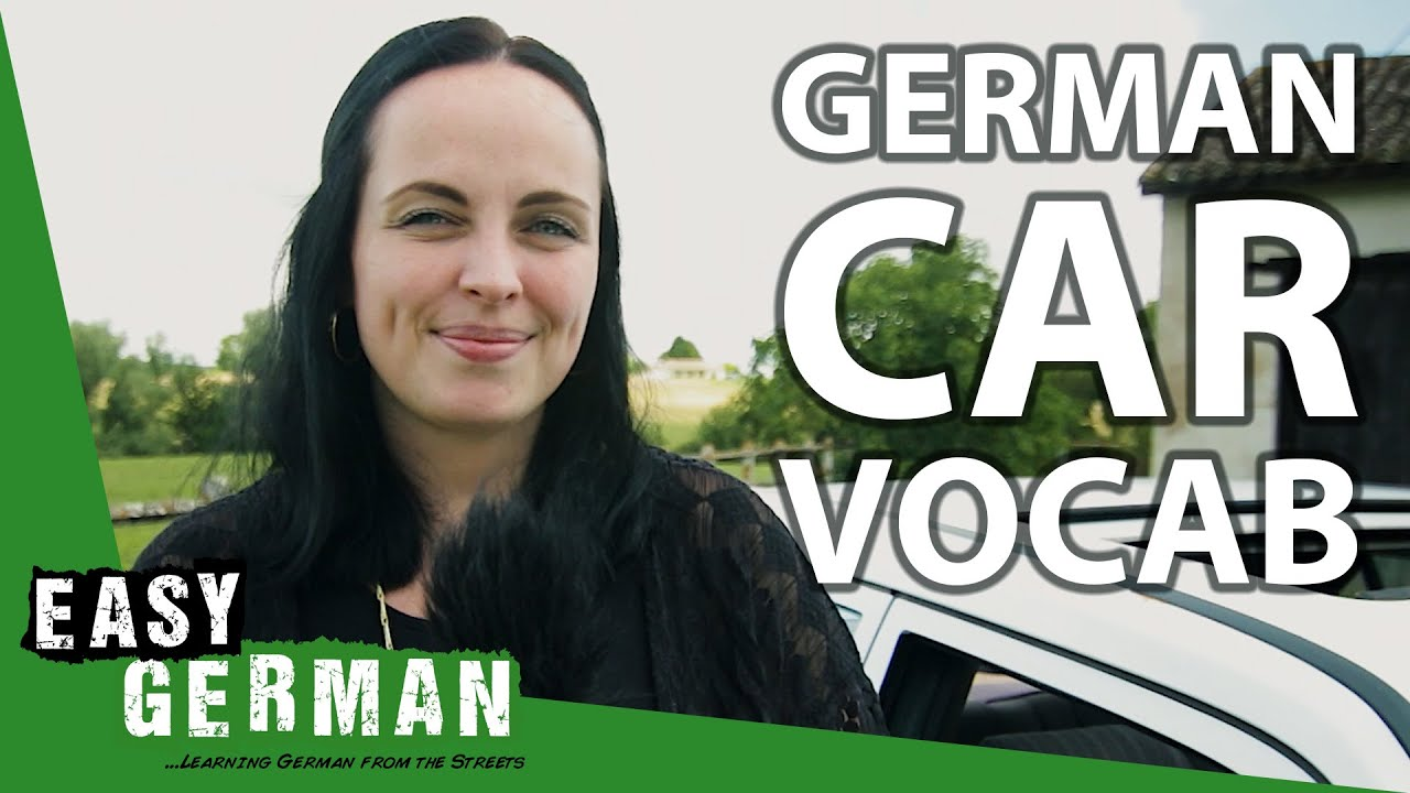German Car Vocabulary | Super Easy German (141)