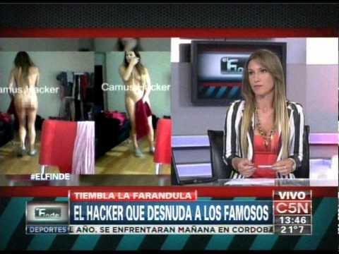 C5N - INTERNET: EL HACKER QUE DESNUDA A LOS FAMOSOS (PARTE 1)