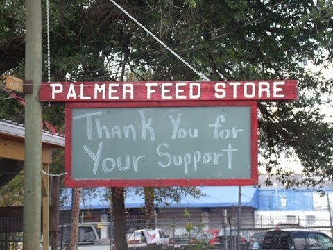 Palmer Feed Store Re-opening