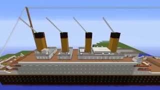 RMS Titanic (Minecraft)