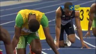 Человек легенда - Усейн Болт . 200м мировой рекорд