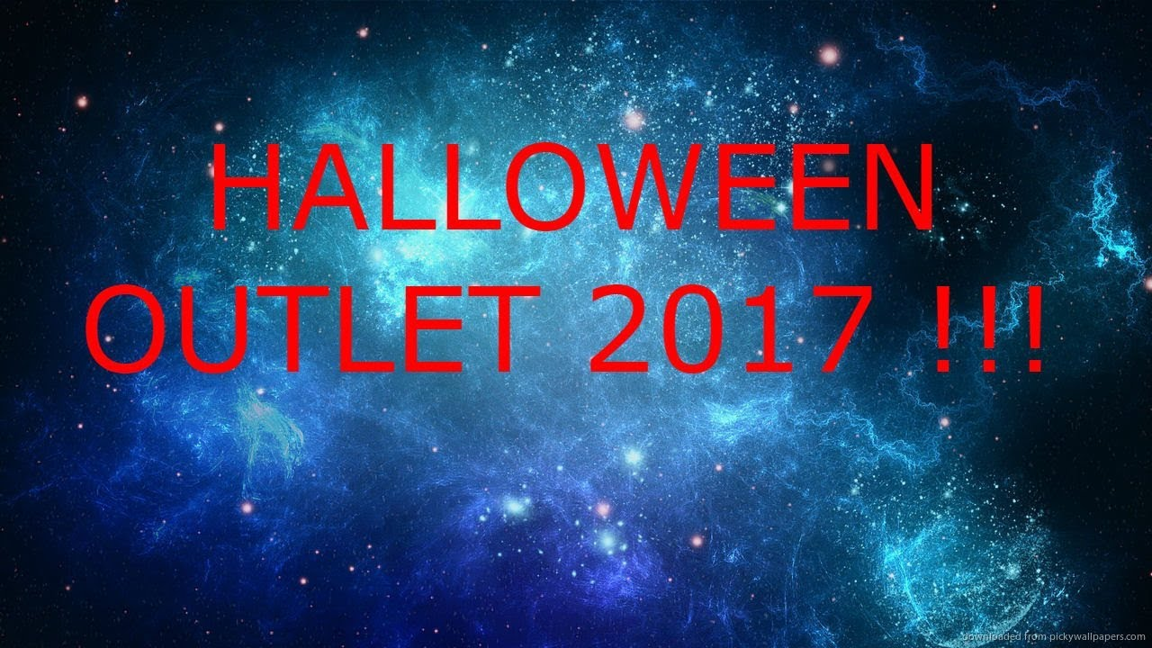 halloween outlet 2017